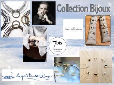 Collection bijoux 2017-18
